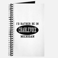 I'd Rather Be in Charlevoix, Journal