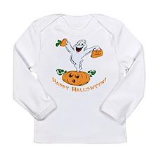 Cute Kids halloween Long Sleeve Infant T-Shirt