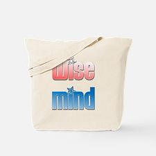 Wise Mind Tote Bag