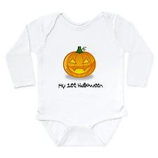 Trick Long Sleeve Infant Bodysuit