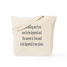 Cute Youre rude Tote Bag
