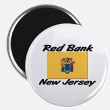 Red Bank New Jersey Magnet