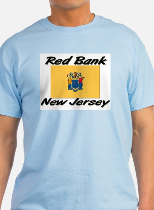 Red Bank New Jersey T-Shirt
