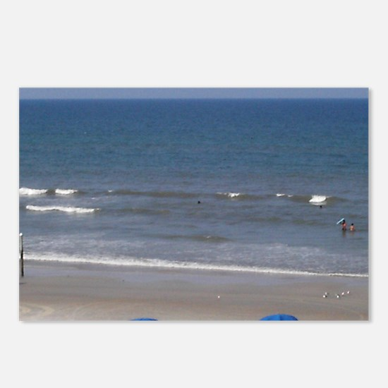 Daytona Beach Surf Postcards (Package of 8)