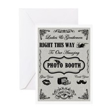 PHOTOBOOTH Greeting Card