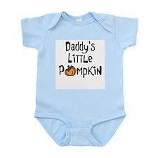 Cute Daddy's little pumpkin Infant Bodysuit
