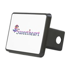 Sweetheart Flower Hitch Cover