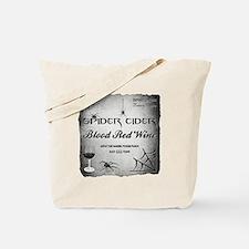 SPIDER CIDER Tote Bag