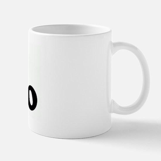 I Love BOSCO Mug