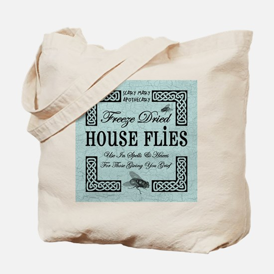 HOUSE FLIES Tote Bag
