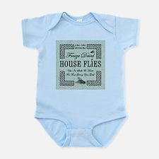 HOUSE FLIES Body Suit