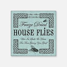 HOUSE FLIES Sticker