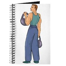 Kettlebell Curls Journal