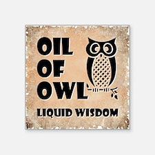 OIL OF OWL Sticker