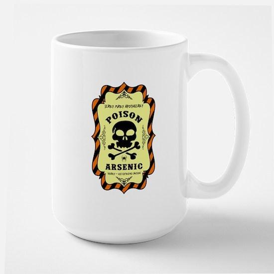 POISON ARSENIC Mugs