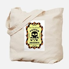 POISON ARSENIC Tote Bag