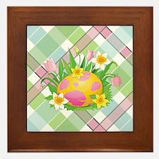 EASTER EGG Framed Tile