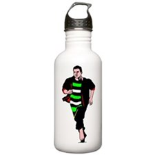 Man Running Water Bottle