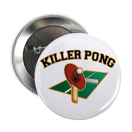 "Killer Pong 2.25"" Button (10 pack)"