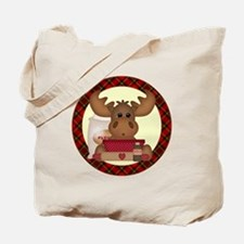 BAKING MOOSE Tote Bag