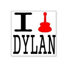 "Cool Dylan Square Sticker 3"" x 3"""