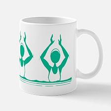 Water Aerobics Mugs