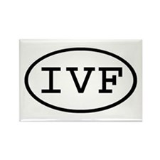 IVF Oval Rectangle Magnet