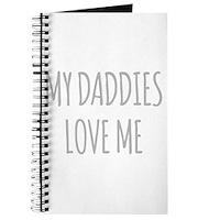 My Daddies Love Me Journal