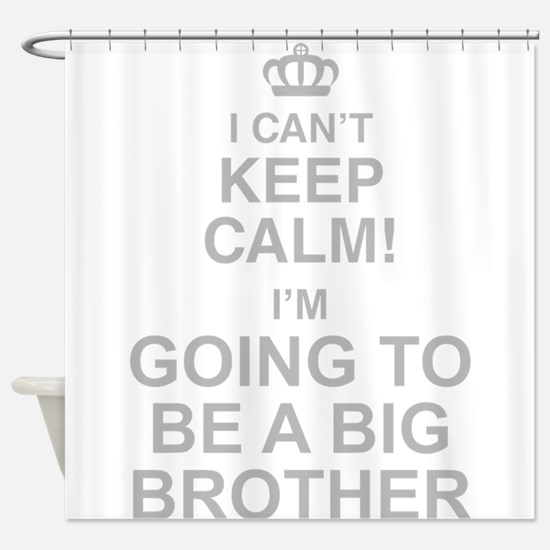 I Cant Keep Calm! Im Going To Be A Big Brother Sho