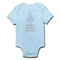 I Cant Keep Calm Im Going To Be A Big Sis Body Sui