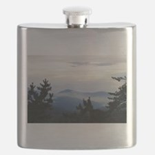 Smoky Mountain Sunrise Flask