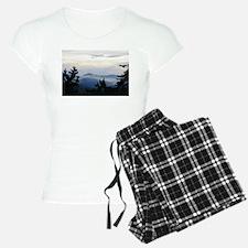Smoky Mountain Sunrise Pajamas