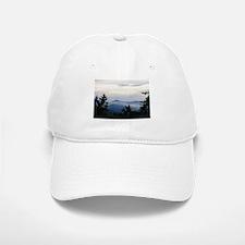 Smoky Mountain Sunrise Baseball Baseball Cap