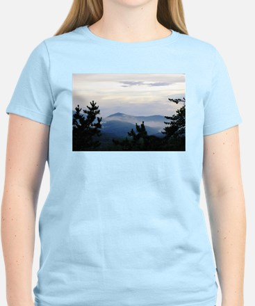 Smoky Mountain Sunrise Women's Light T-Shirt