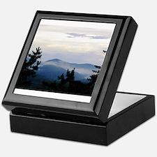 Smoky Mountain Sunrise Keepsake Box