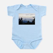 Smoky Mountain Sunrise Infant Bodysuit