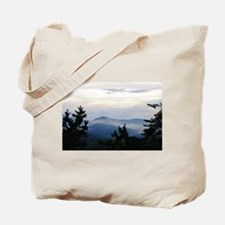 Smoky Mountain Sunrise Tote Bag