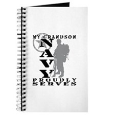 Grandson Proudly Serves 2 - NAVY Journal