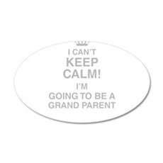 I Cant Keep Calm! Im Going To Be A Grand Parent Wa
