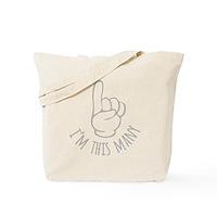 Im This Many One Birthday Tote Bag
