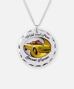 Ford Thunderbird Necklace