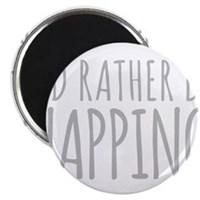 Id Rather Be Napping Magnets
