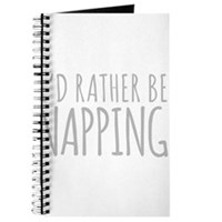 Id Rather Be Napping Journal