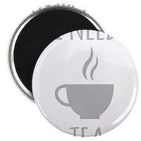 I Need Tea Magnets