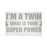 Im A Twin What Is Your Super Power Magnets
