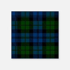 Campbell Scottish Tartan Sticker