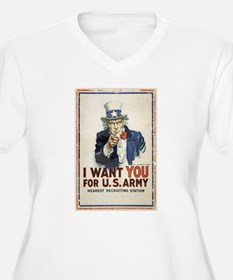 WWI US Army Uncle T-Shirt
