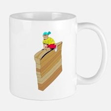 Obstacle Course Mugs