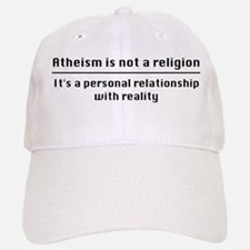 Personal Relationship With Reality Baseball Baseball Cap