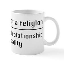 Personal Relationship With Reality Mug